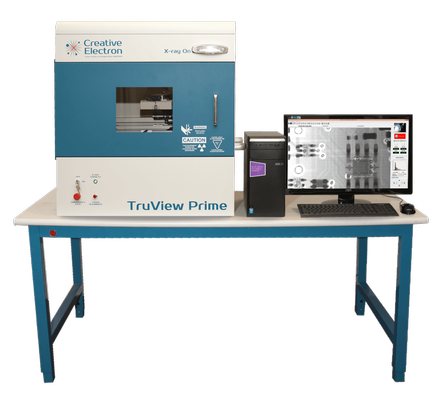 TruView™ Prime - The Most Powerful Benchtop X-ray Inspection System