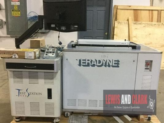 Teradyne Test Station LH124