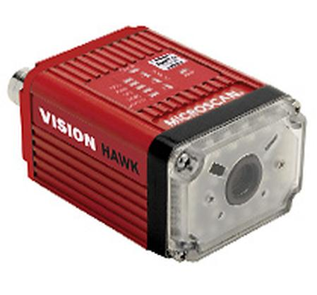 The Vision HAWK is a flexible industrial smart camera that delivers powerful vision capabilities in a compact, easy-to-use package