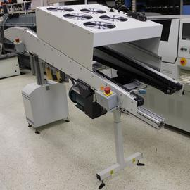 Universal Instruments 5378i Wave exit Conveyor w/ Bl