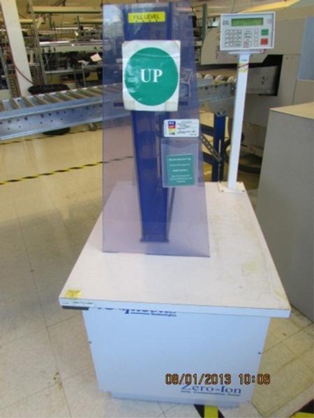 2004 Aqueous Tech ZI-100A Zero-Ion Cleanliness Tester