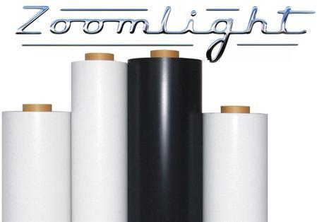 Zoomlight backsheet materials.