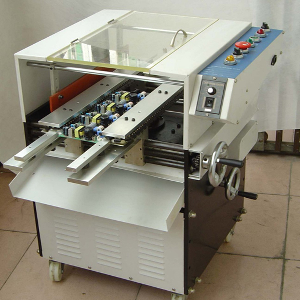 Automatic Pcb Lead Foot Component Cutting Machine Assembly Circuit Board Printing Machinepcb Manufacturing