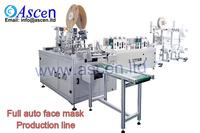 non woven face mask making Machines