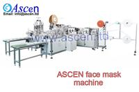 surgical nonwoven unmanned Face mask production line