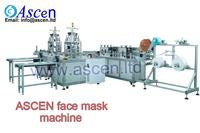 full automatic medical face mask machine
