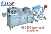 non-woven mask making machine