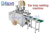 Melt-blown fabric medical face mask welding machine