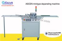High efficiency multi cutter PCB depeneling machine for depaneling multiple PCB panel at one time