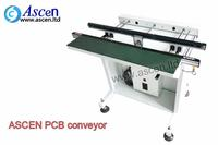 PCB belt conveyor for inspection