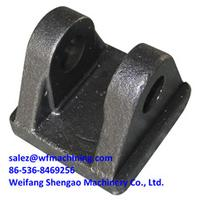Forged Foundry Hydraulic Cylinder Parts Metal Forging