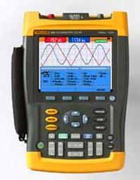 Fluke 196C-003 Scopemeter Oscilloscopes