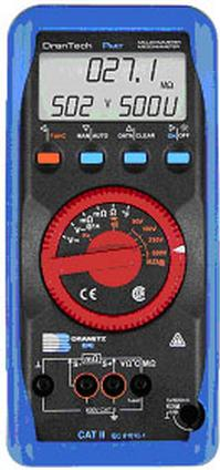 Dranetz DranTech PMIT Multimeters