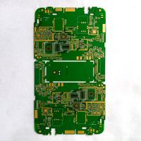 Quick Turn PCB for Pad with Shengyi S1141 and 1+N+1 Blind Microvias