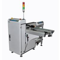 AUTOMATIC L TYPE PCB MAGAZINE UN-LOADER