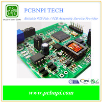 Customized PCB manufacturer, PCB assembly, Part sourcing service