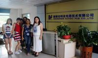 KeYou PCB Meet Customers from Uzbekistan and Singapore