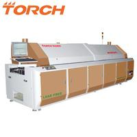 8-zone Reduced-Length Lead-Free Convection Reflow Soldering System