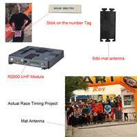 UHF RFID FIXED READER for race sport timing system