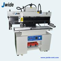 JW-818L PCB Stencil printing machine for 1.2M LED lighting