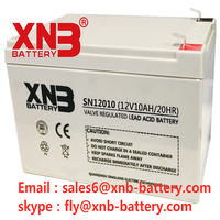 XNB-BATTERY 12V /10Ah  battery sales6@xnb-battery.com