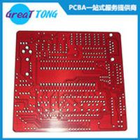 General Industrial Equipment PCB Prototype/ Red Oil HASL PCB Manufacturer