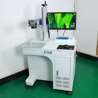 Metal/Plastic/Stainless Steel 20W Fiber Laser Marking Machine