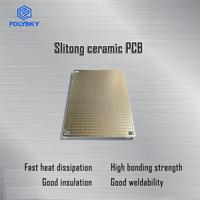 Slitong Offers Monolayer Ceramic PCB