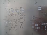 SMT stainless steel stencil