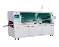 Lead-free middle wave solder machine M-400
