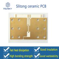 High Power Led Packaging Ceramic CCL with Optimal Heat Dissipation