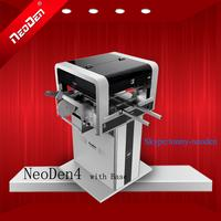 Automatic SMT Pick Place machine NeoDen4 with cameras(without internal rails)