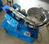 Automatic bulk components lead cutting machine