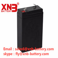XNB-BATTERY 6V / 2.8Ah  battery sales6@xnb-battery.com