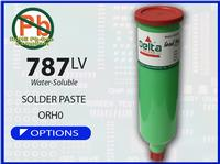 DSP787LV Water-Soluble Lead Free Solder Paste