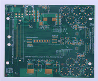 8-layer PCB with impedance control