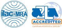 ILAC/A2LA ISO-17025 Accreditation