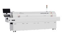 JAGUAR A6 Lead-Free Reflow Oven with PC and rail