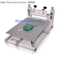 High Precision Solder Printer PM3040 for SMT Work,Suit to double-side PCB