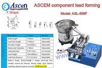 loose component axial lead forming machine