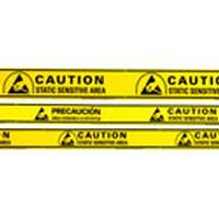 AT-3054 - ESD Sensitive Aisle Warning Tape
