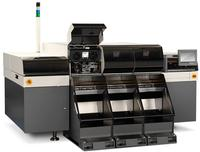 Assembléon's A-Series Hybrid: a single machine solution for high speed chip shooting and flip chip bonding.