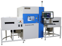 AXI-5100C automated in-line component counting system.