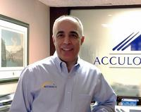 Acculogic VP of Operations Mohammad Sabety.