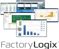 FactoryLogix software system manages the entire manufacturing information environment: from product launch, to material logistics, through manufacturing execution, to operations analytics and real-time dashboard systems