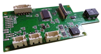 Custom 2layer PCBA board for Air Purification controller