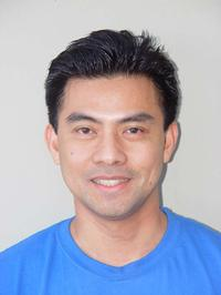 Anthony Reboja, Aqueous Technologies' new Electrical Engineer.