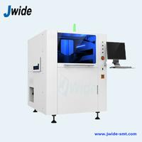 JW-GD450+ automatic SMT stencil printer for PCB assembly line