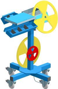 SMT Splicing Cart.