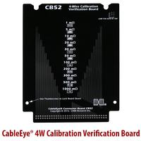 A calibration verification tool for your 4-Wire resistance measurement module: Determine empirically whether the HVX optional, add-on, 4-Wire measurement function requires calibration